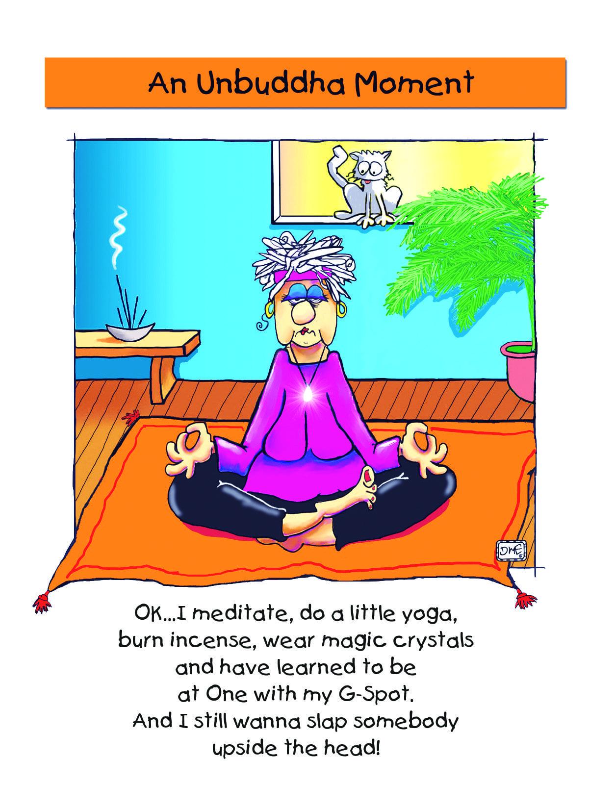 yoga g spot