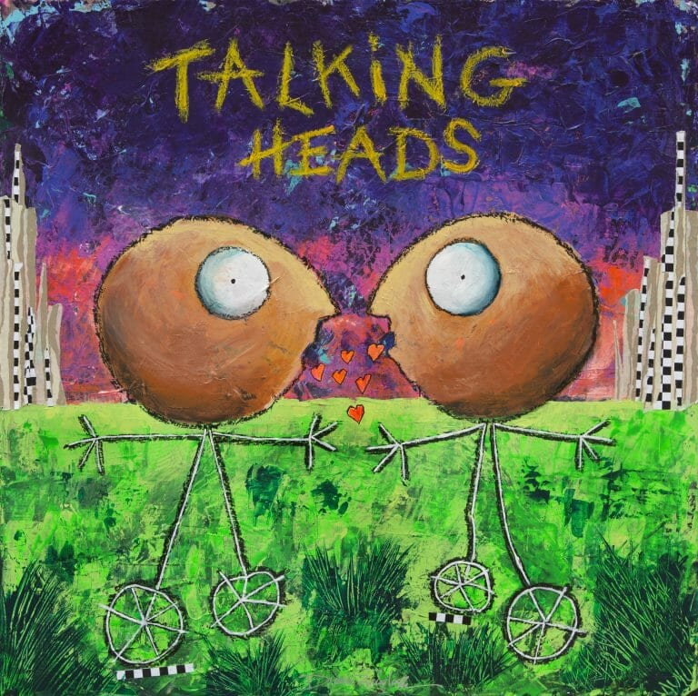 Talking Heads - SOLD!