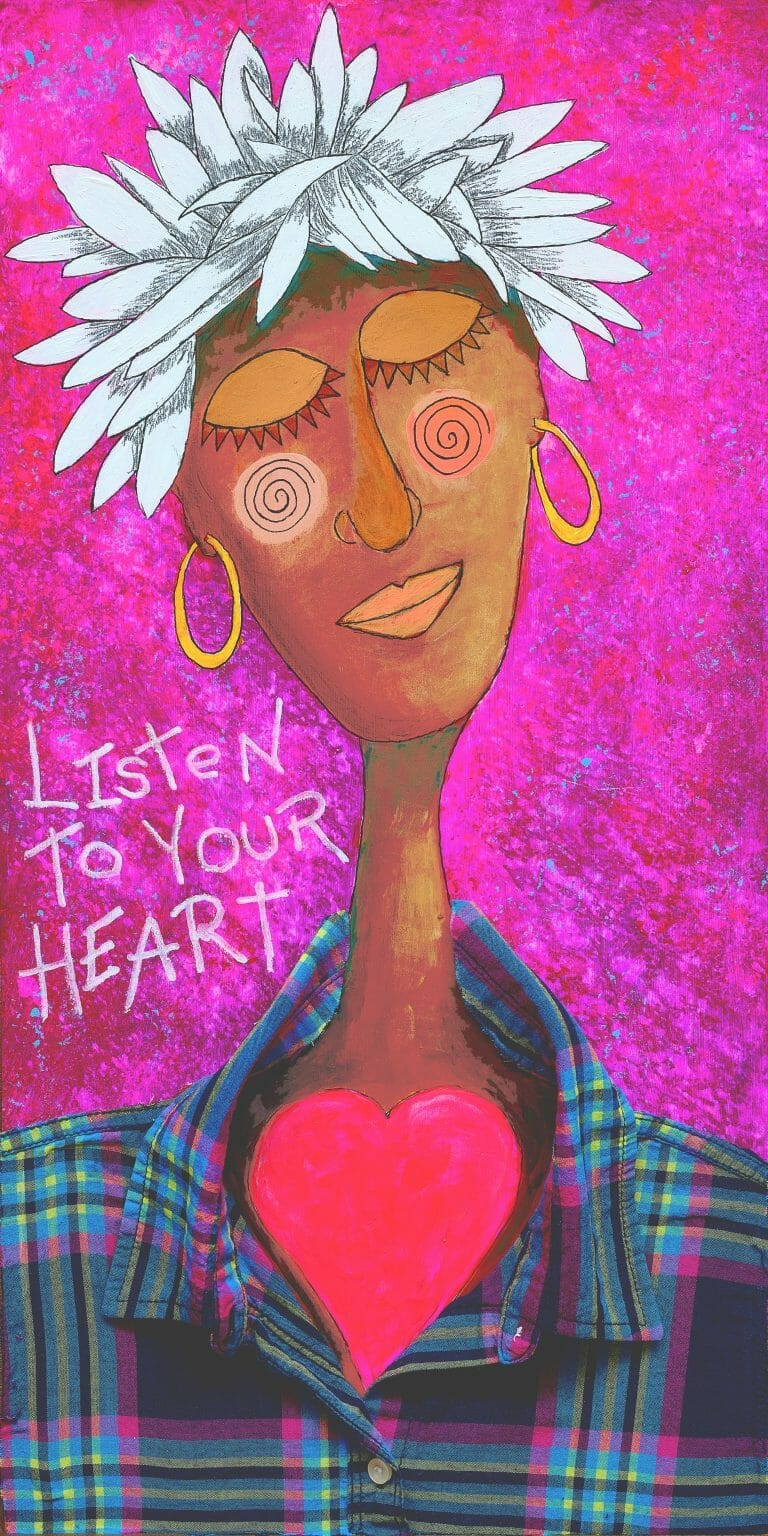 Listen to your heart - $300